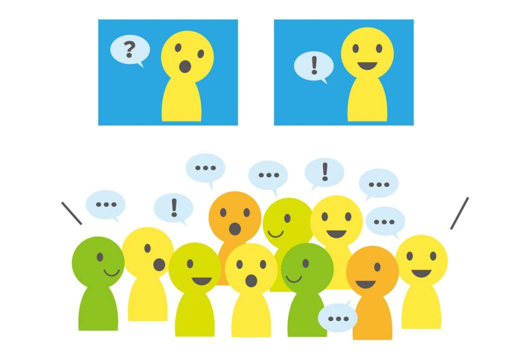 小6国語「意見を聞いて考えを深め、意見文を書こう」指導アイデアのイメージ画像