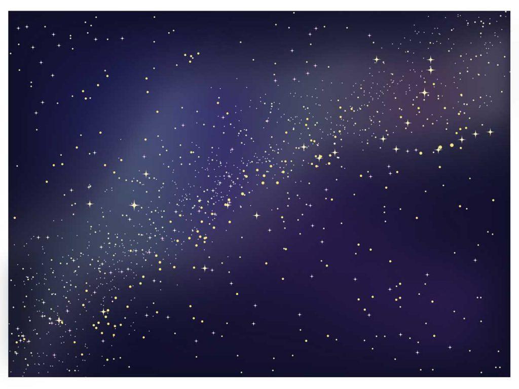 小4理科「星や月(1) 星の明るさや色・せいざ」指導アイデア
