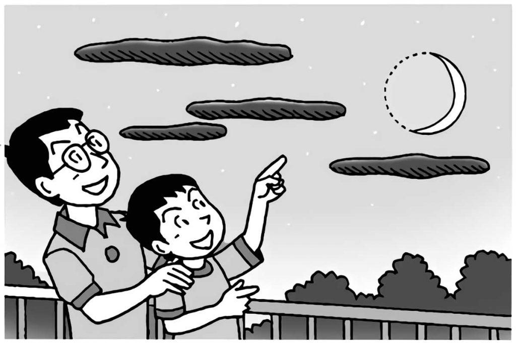 小6理科「月と太陽」指導アイデア