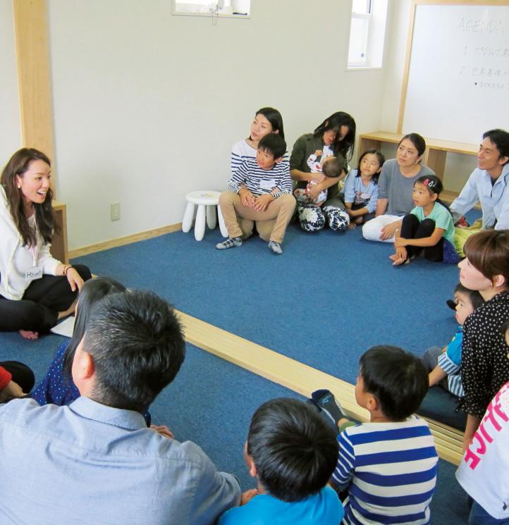 講演やワークショップでは、「それも強みなの?」と驚く子供も多い。