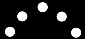 半円形・直線形