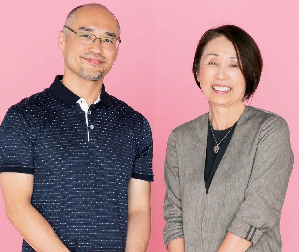 川上先生×木村先生対談時の2ショット