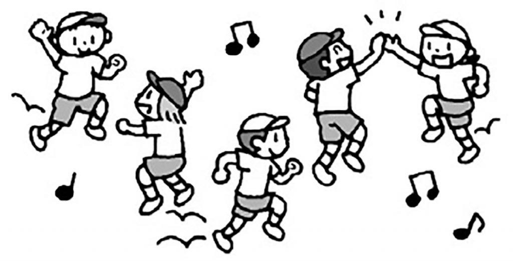 小2体育「表現リズム遊び」指導のポイント