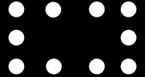 四角形・円形