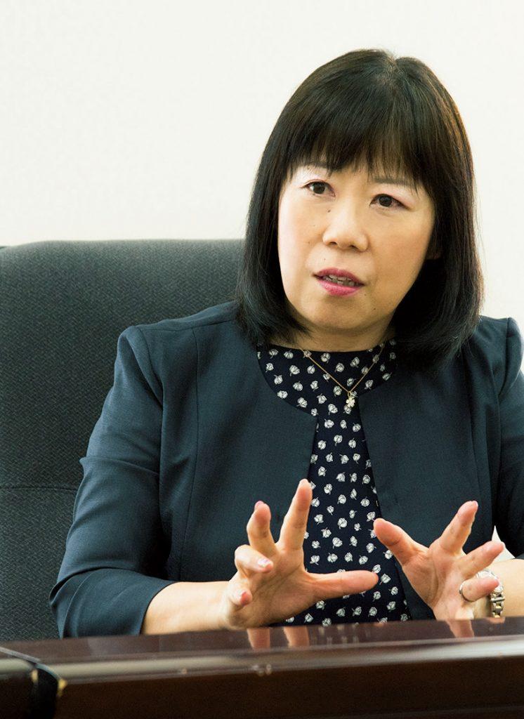 文部科学省特別活動教科調査官 安部恭子先生