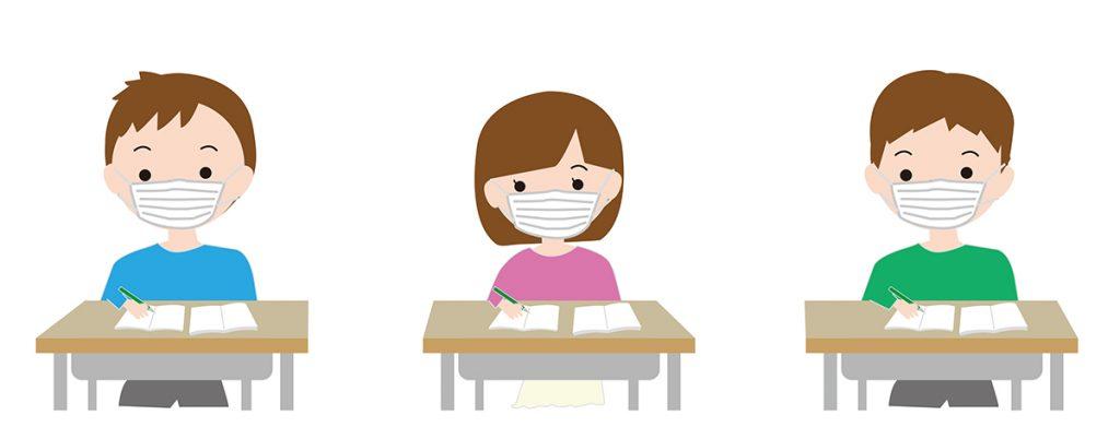 コロナ時代の学校生活「私はココに悩んでます!」