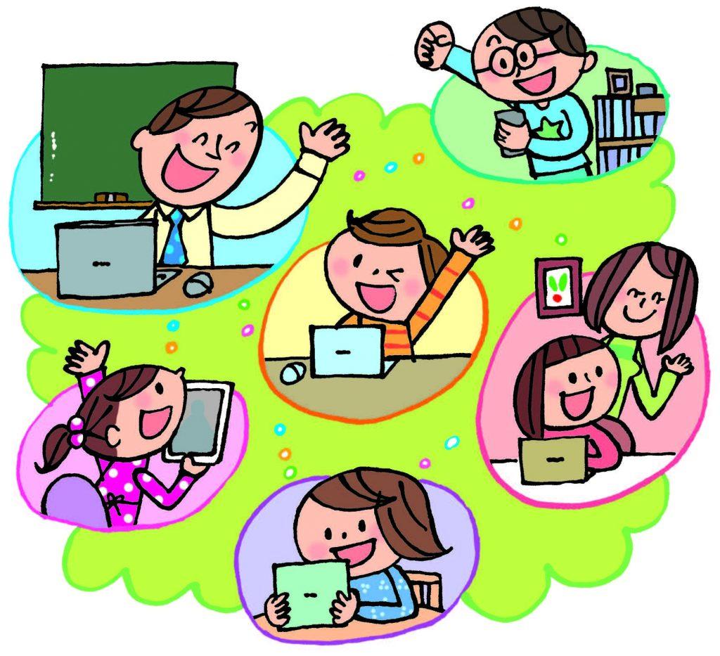 低学年のオンライン授業Q&A
