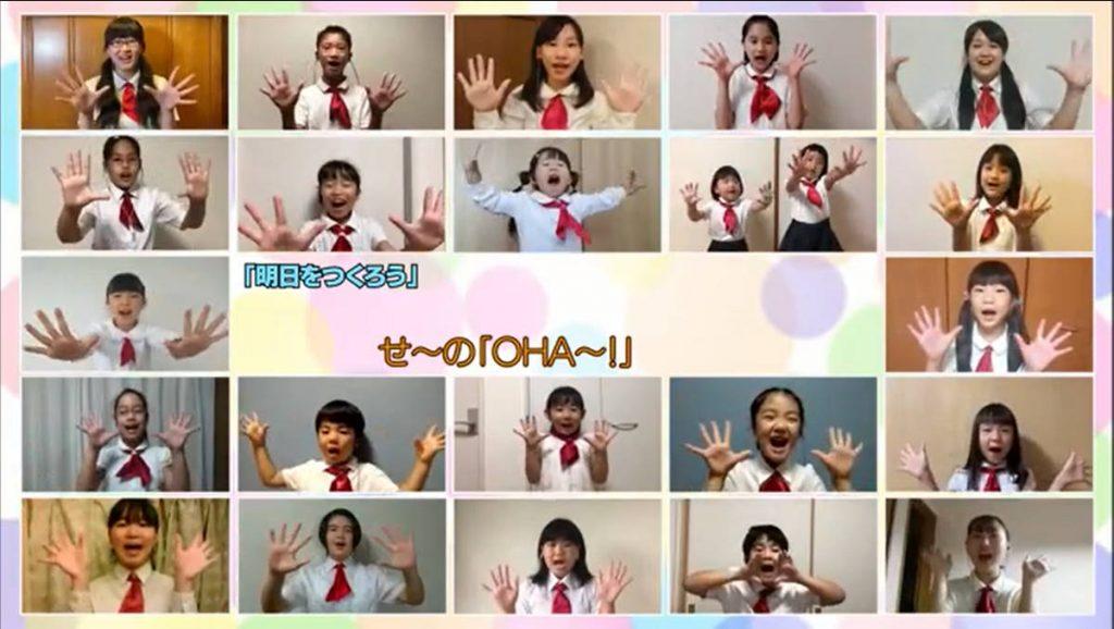 東久留米児童合唱団そよかぜ「明日をつくろう」