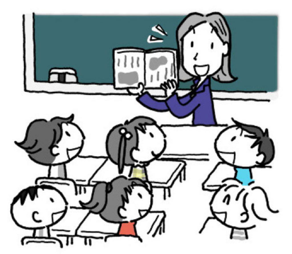 教師や学校司書によるブックトーク