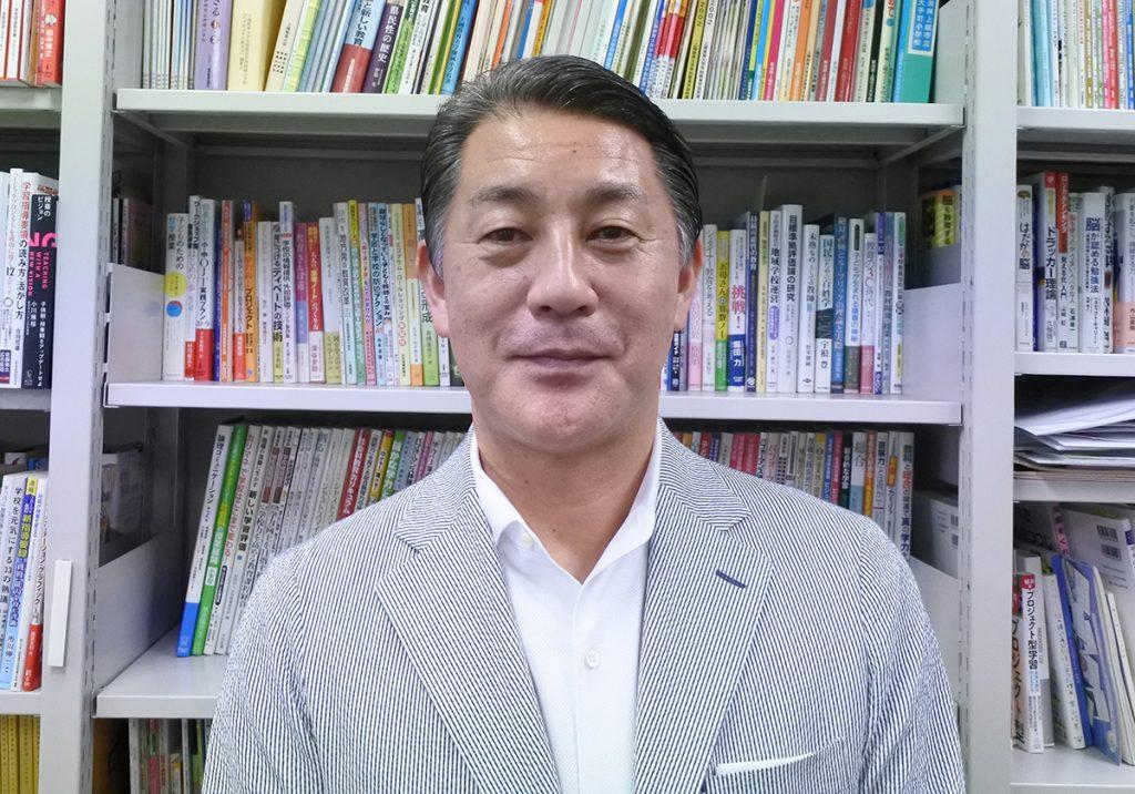 田村 学教授