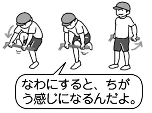 なわくぐし(用具)