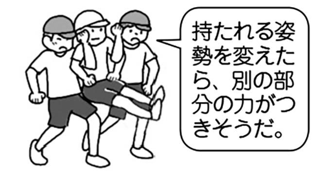 人運び(空間)