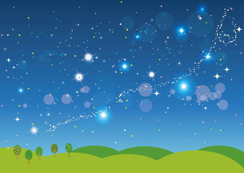 小4理科「星や月(2) 星や月の動き」指導アイデア