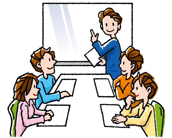 教師の会議