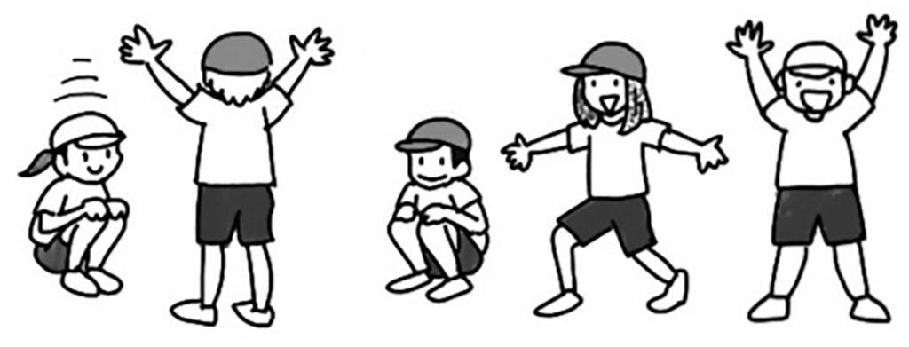 小5体育「表現運動」指導のポイント