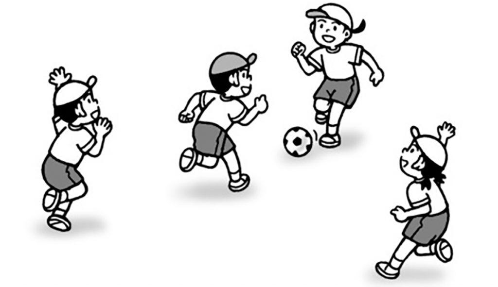 小3体育「ゴール型ゲーム」指導のポイント