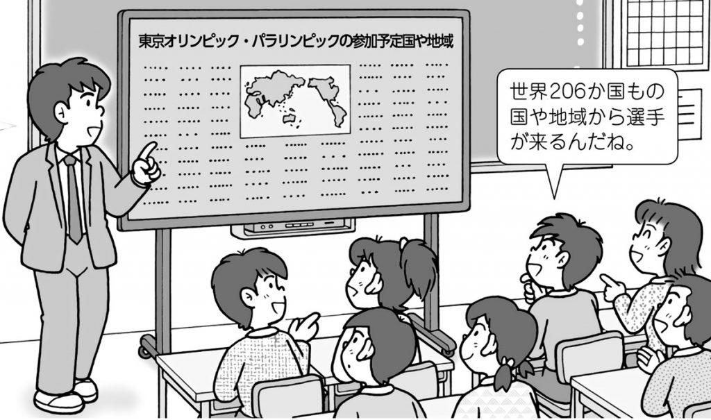 東京オリンピック・パラリンピックの参加予定国