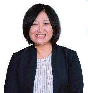 指導者6年A組 担任川上久美子