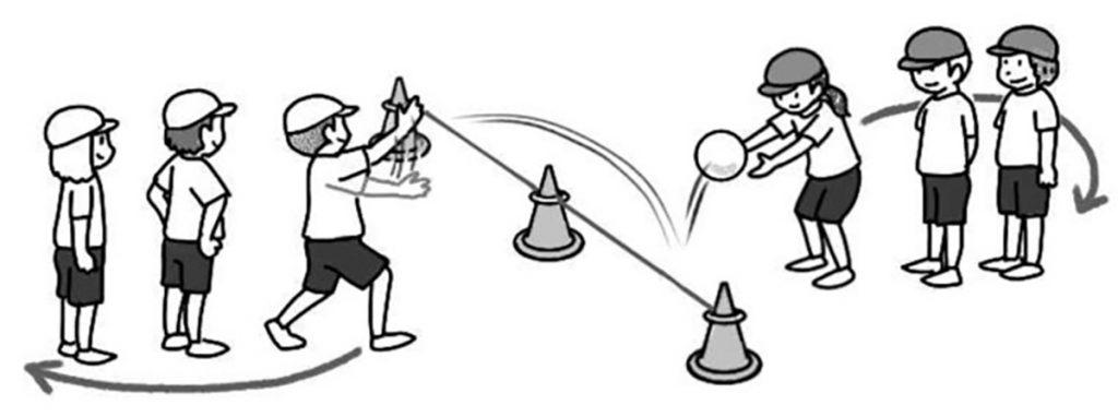 小5体育「ボール運動 ネット型」指導のポイント
