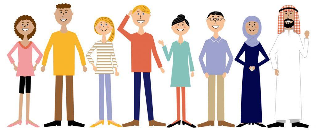 小4社会「国際交流に取り組む大田区」指導アイデア