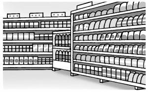 なるべく身近で作られた製品・食品を選ぶことで環境を守ることにつながる