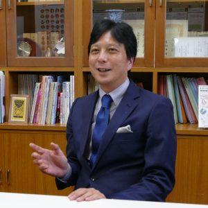 佐和伸明さん・千葉県柏市立手賀東小学校校長