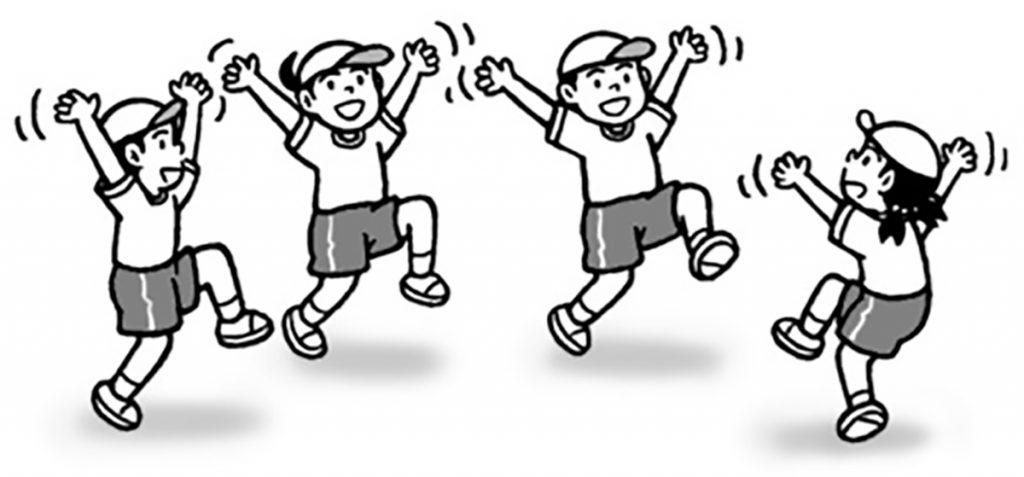 小4体育「体つくり運動」指導のポイント