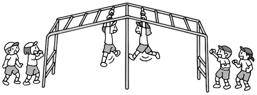 小1体育「器械・器具を使っての運動遊び」指導のポイント