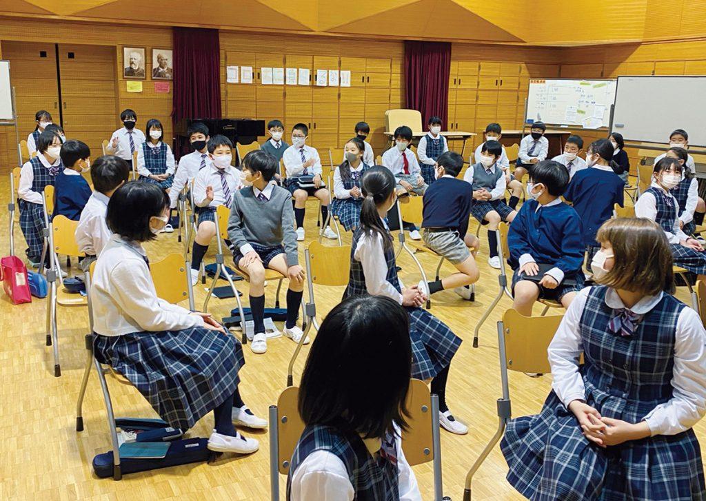コロナ時代につながる!音楽科の授業