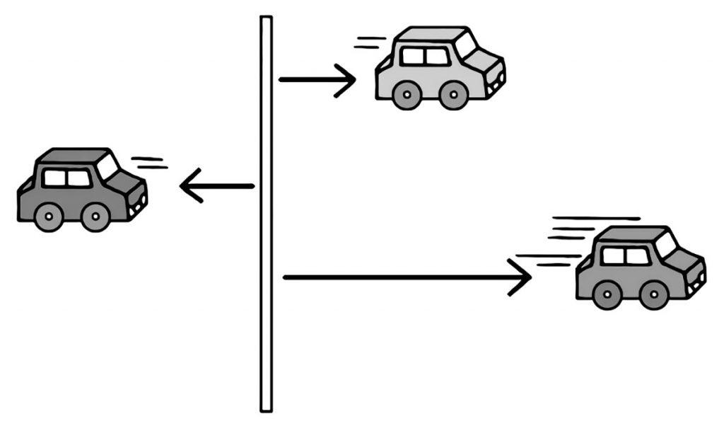 モーターカーレース