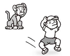 走・跳の運動遊び~走の運動遊び~