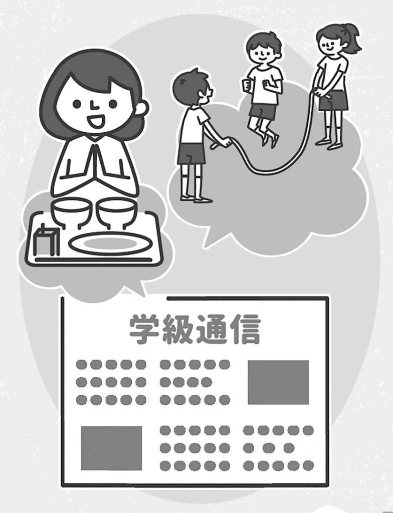 学級通信のイメージ