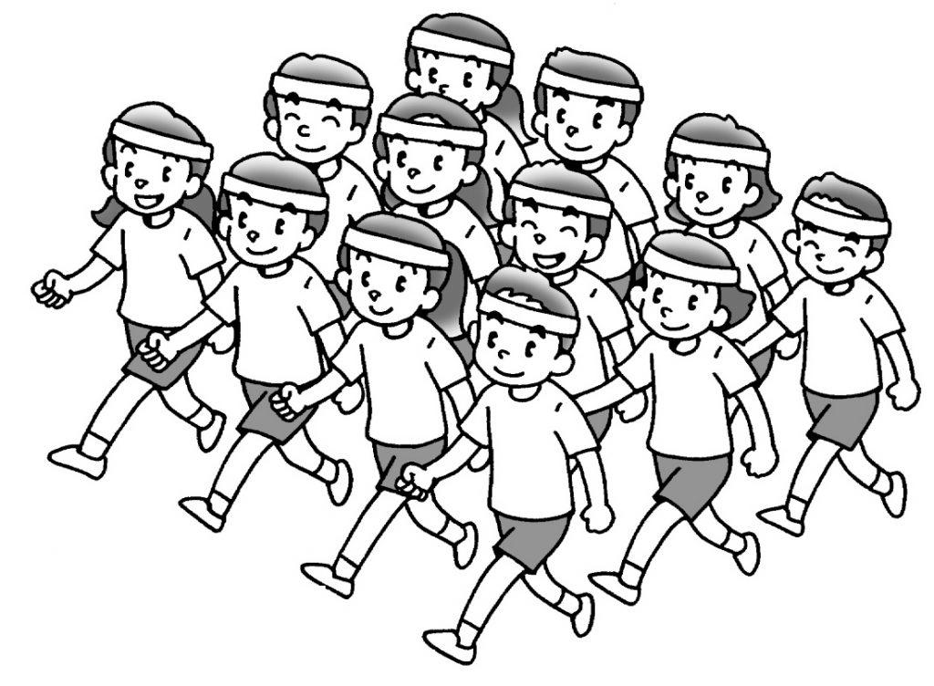 組体操に代わる集団行動。高学年「表現」の例と特徴