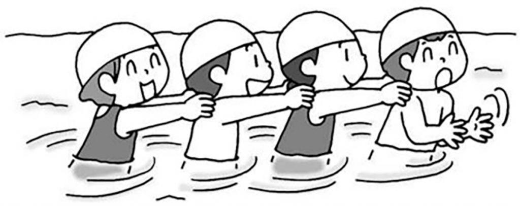 小1体育「水遊び」指導のポイント