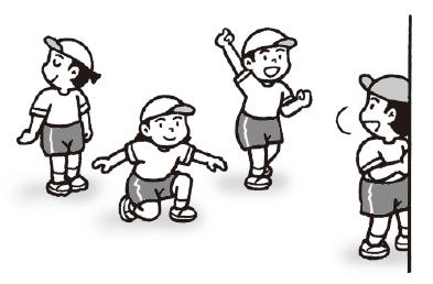 小1体育「表現リズム遊び」 指導のポイント