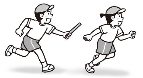 小5体育「陸上運動(短距離走・リレー)」指導のポイント