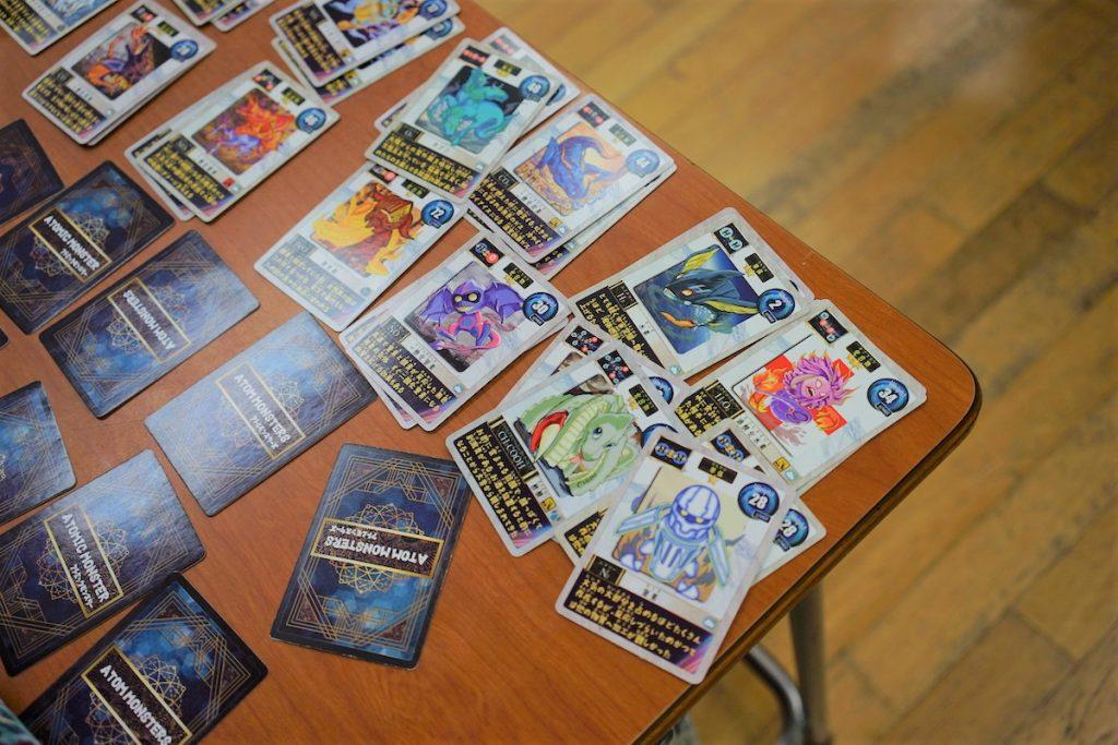 カードゲーム「アトモン」