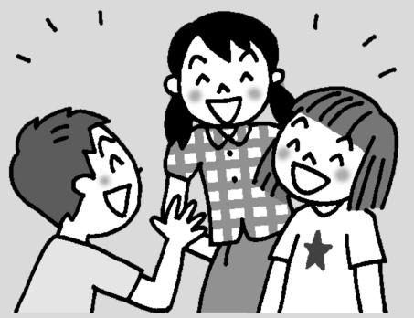 低学年7/8月の教室環境