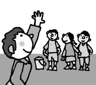 高学年児童が活躍する生徒指導