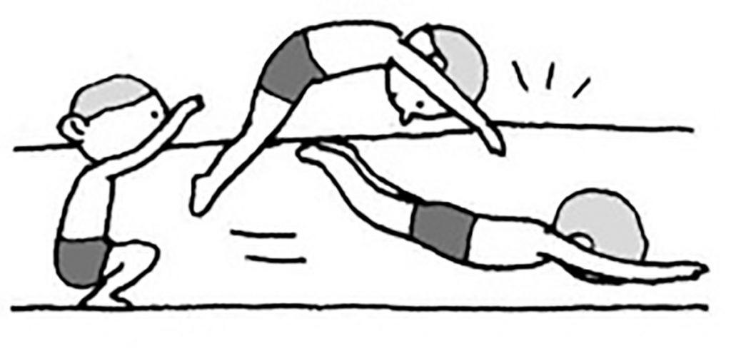 小6体育「水泳運動」指導のポイント