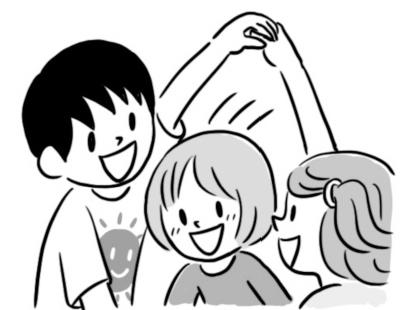5分でできるアイスブレイク【子供同士の仲を深める編】