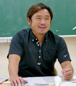 神奈川県公立小学校教諭(国際教室担当)・ 菊池聡さん