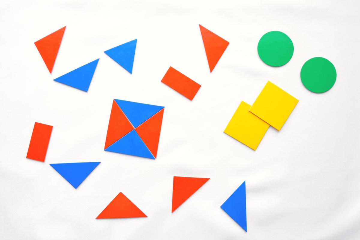 小4算数「四角形を調べよう」指導アイデア・メイン