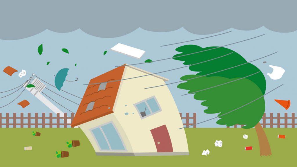 小5理科「台風と防災」指導アイデア