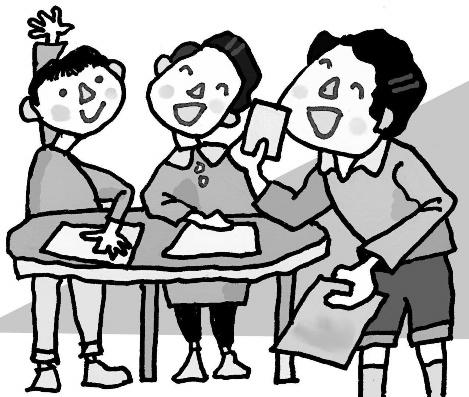 学級活動(1)議題を集めて選定し、話し合うことを設定しよう