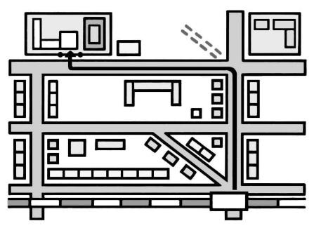 地図(縮図)