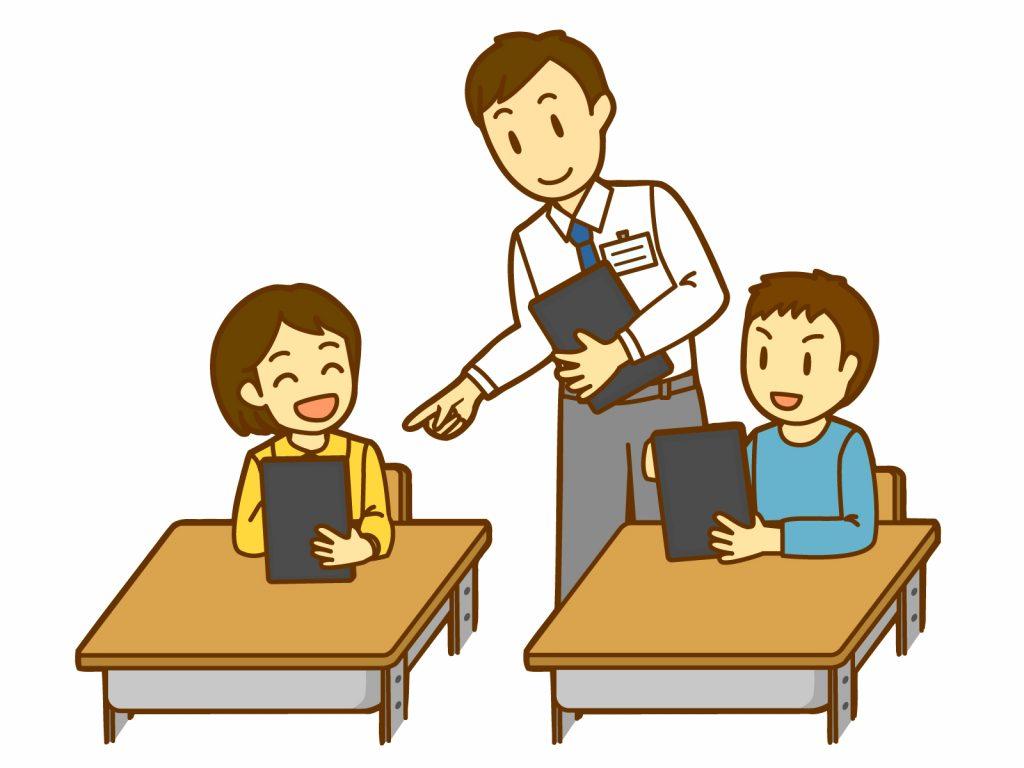 立ち位置・机間指導を再考!理にかなう「教師の動線」