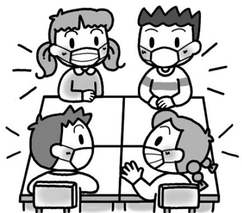 思考整理シートを活用して、話合いを深める