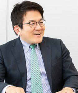 経済産業省初代教育室長の浅野大介さん