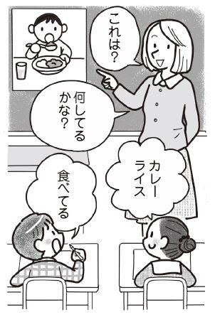 小1国語つまずき2